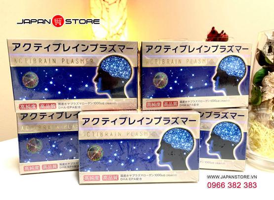 Actibrain plasmer - Thuốc bổ não Actibrain plasmer 2-2