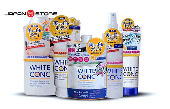 Bộ tắm trắng White Conc Nhật Bản
