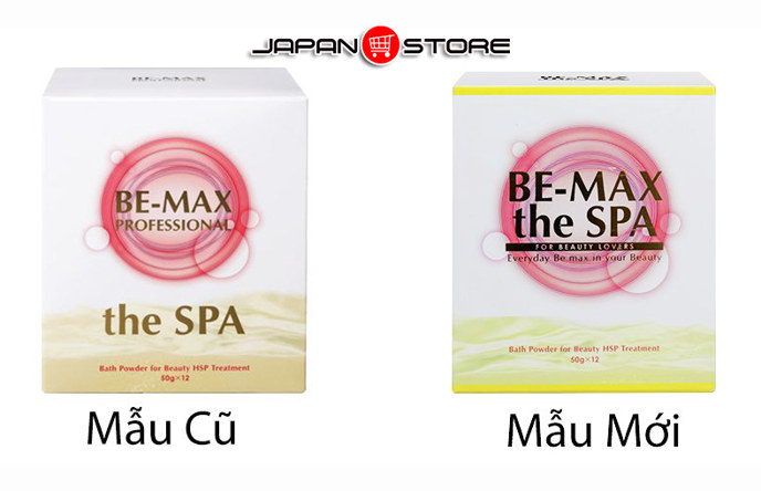Bột tắm trắng Be Max the Spa for Beauty Lovers 9