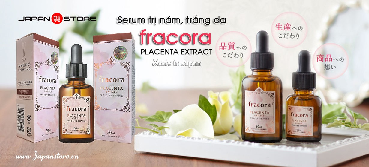 Banner Fracora Placenta extract