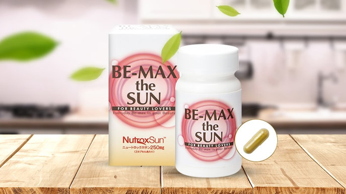 Be-Max the Sun 2019-10