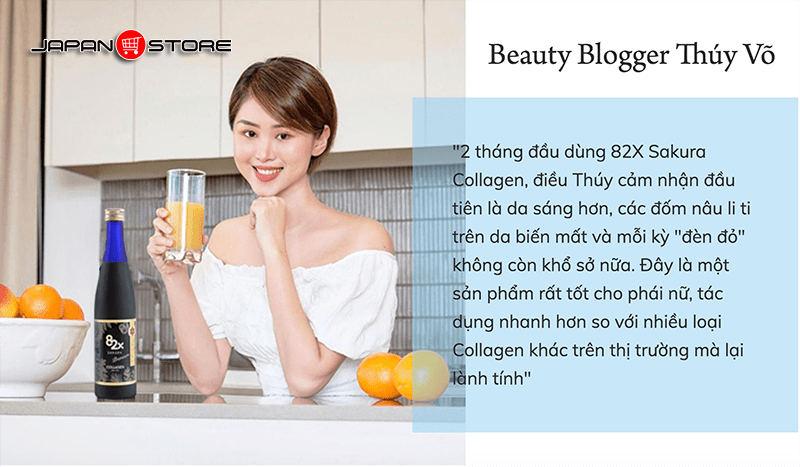 Collagen 82X Sakura Premium 120000mg, chai 500g-6