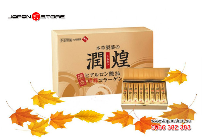 Collagen Hanamai 2660mg Nhật Bản 2