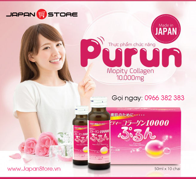 Collagen Purun 10000mg -Purun Mopity Collagen 10.000mg-1