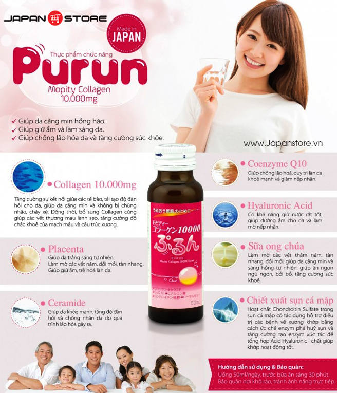 Collagen Purun 10000mg -Purun Mopity Collagen 10.000mg-3