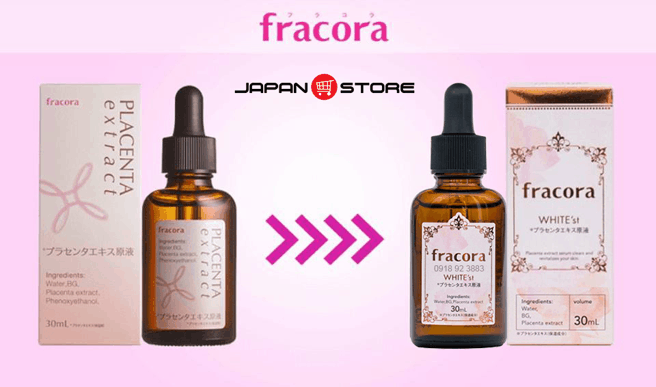 Fracora White'st Placenta Extract 2
