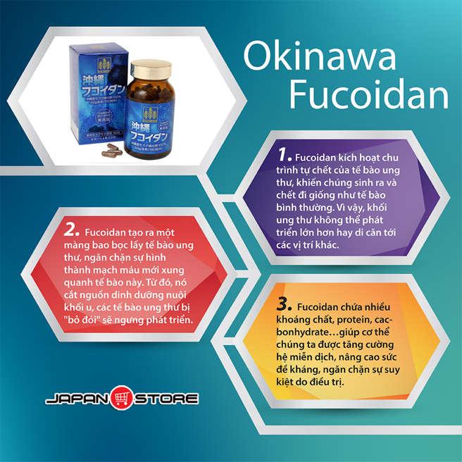 Fucoidan Okinawa Fucoidan Nhat Ban 1