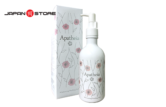Gel tẩy tế bào chết Apatheia Whitening Peeling Gel 1