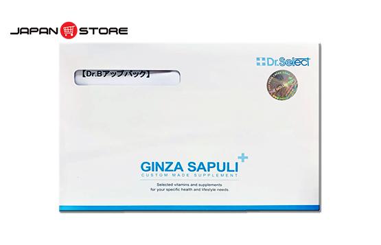 Ginza Sapuli Dr Bust Up pack - Viên uống nở ngực của Dr 0005