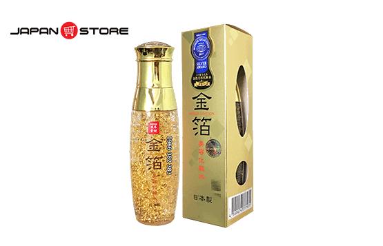Gold Lotion Naves 24k Nhật Bản