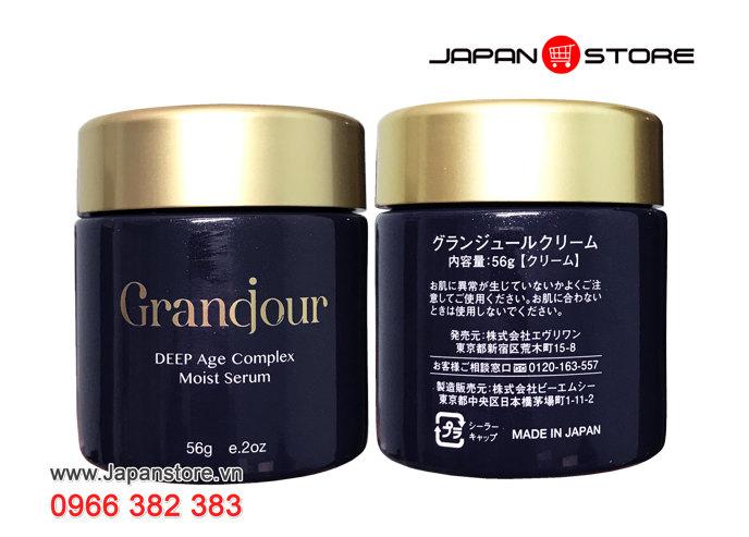Grandjour DEEP Age Complex Moist Serum - Serum chống lão hóa Grandour 2