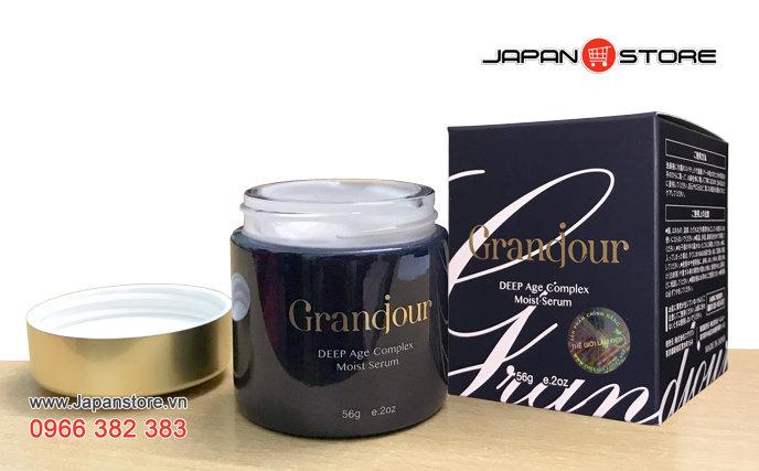 Grandjour DEEP Age Complex Moist Serum - Serum chống lão hóa Grandour 3