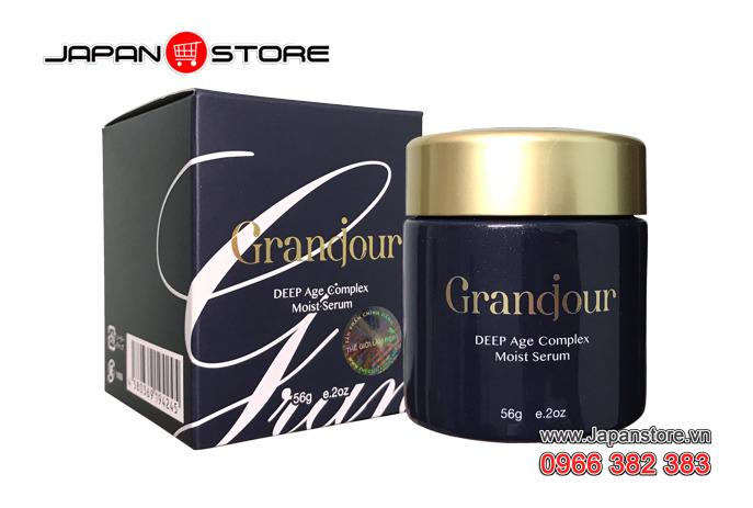 Grandjour DEEP Age Complex Moist Serum - Serum chống lão hóa Grandour 4