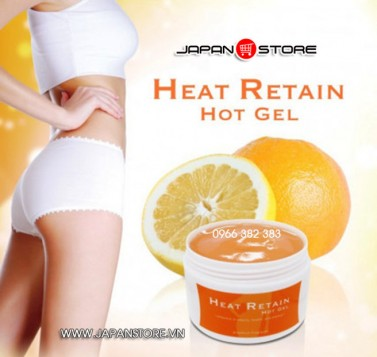 Heat Retain Hot gel 5