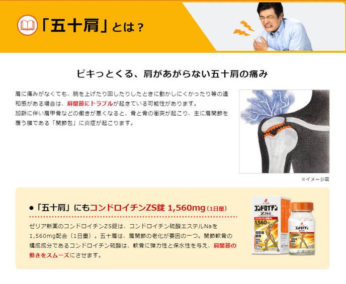 Japanstore,vn -Thuốc xương khớp Người Nhện ZS Nhật Bản Chondroitin ZS 1560mg 13