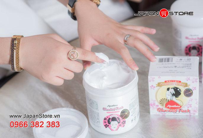 Kem ủ trắng Apatheia Glowing Pack có tốt không (2)