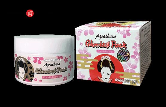 Kem ủ trắng da Apatheia Glowing Pack 180g-01