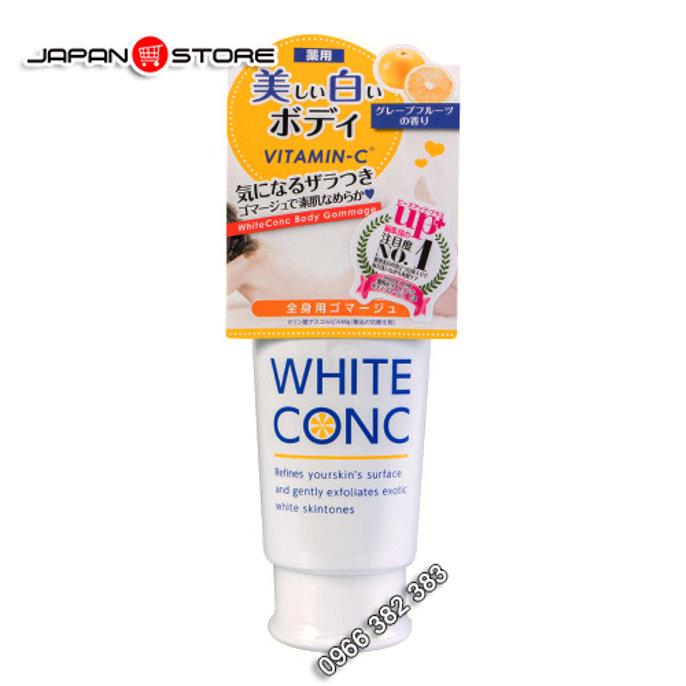 Kem Tay Te Bao Chet White Conc Nhat Ban
