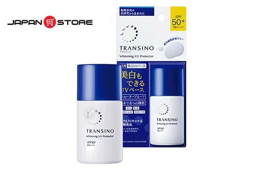 Kem chống nắng Transino UV Protector SPF 50+ PA++++ (30ml) mẫu mới 2020-1