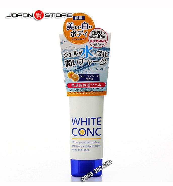 Kem dưỡng trắng da ban đêm White Conc Watery Cream 90g -1