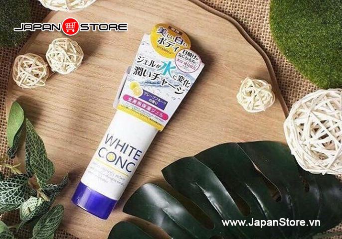 Kem dưỡng trắng da ban đêm White Conc Watery Cream 90g 2