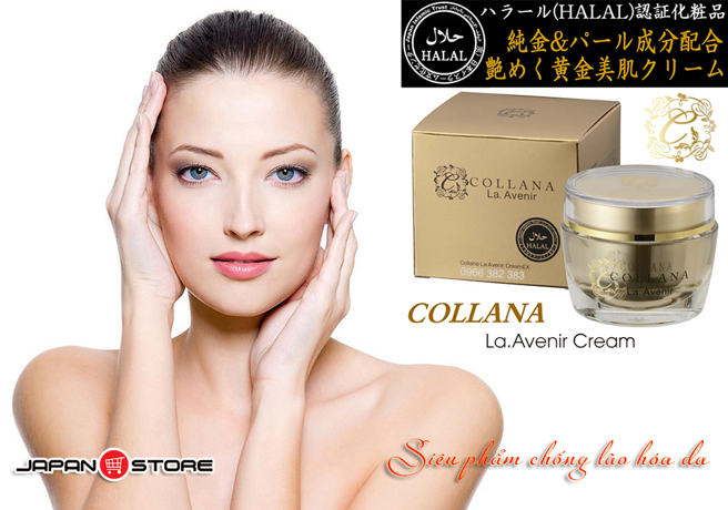 Kem duong, chong lao hoa Collana La. Avenir Cream EX-1