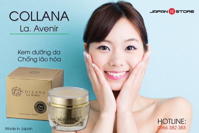 Kem duong, chong lao hoa Collana La. Avenir Cream EX-2