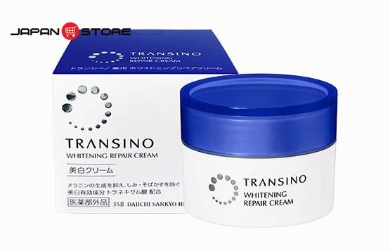Kem trắng da TRANSINO Whitening Repair Cream