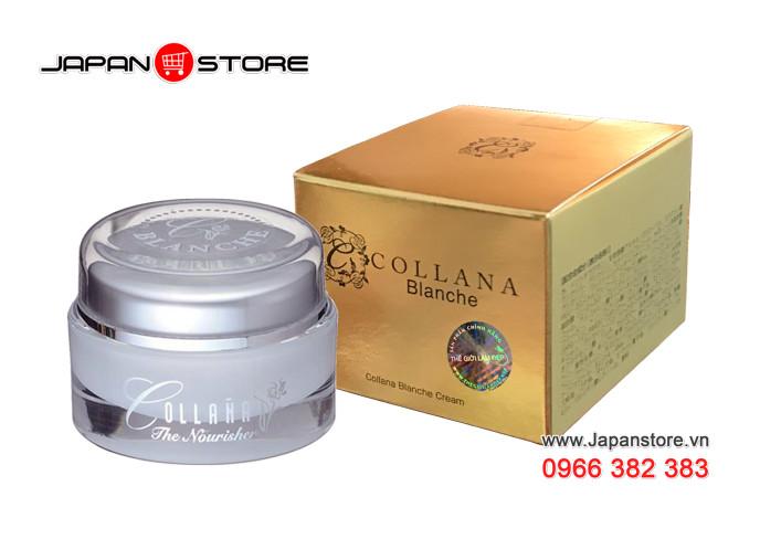 Kem trắng da trị nám Collana Blanche Cream 002
