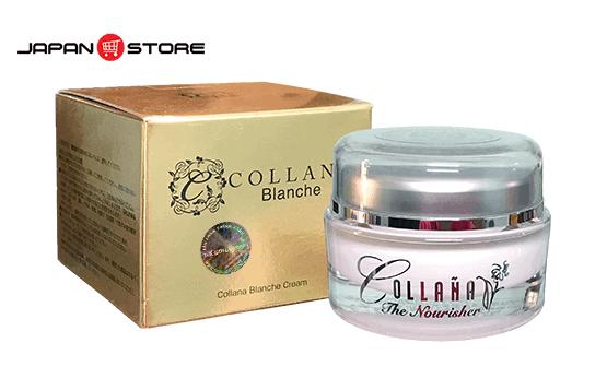 Kem trắng da trị nám Collana Blanche Cream 005