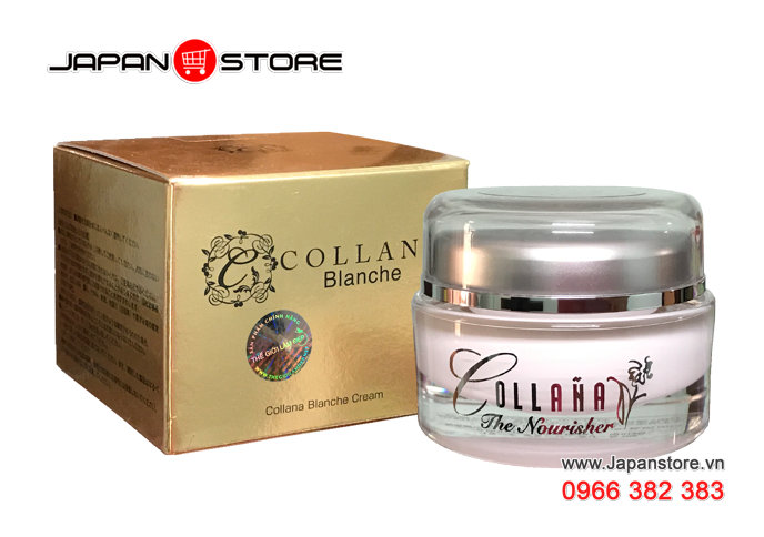 Kem trắng da trị nám Collana Blanche Cream 006