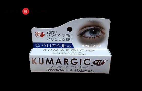 Kem tri tham quang mat Kumargic Eye