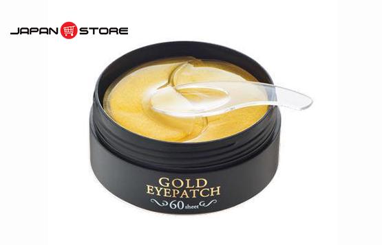 Mat na dap mat vang Gold Eyepatch 60 mieng