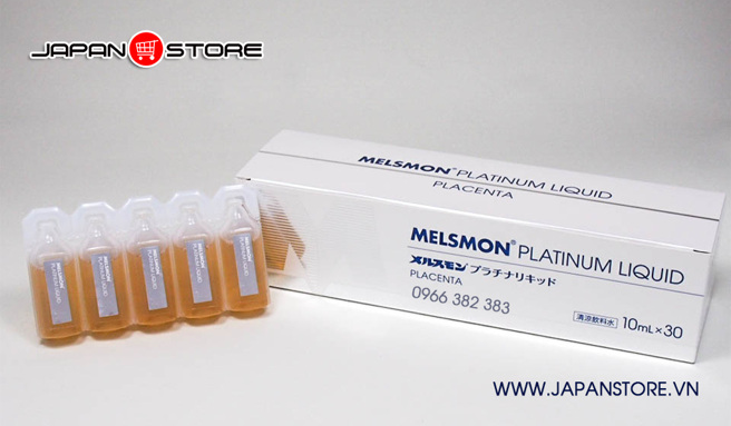 Melsmon Platinum Liquid 5