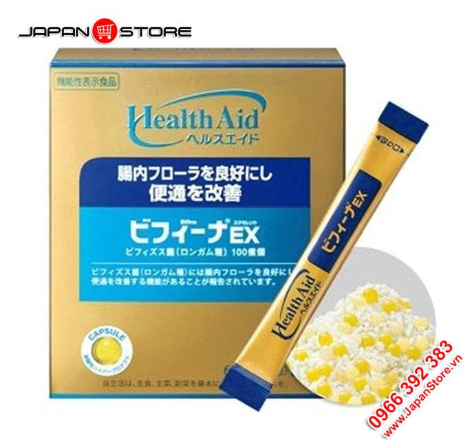 Men vi sinh Bifina EX Nhật Bản - 10 tỷ lợi khuẩn -1