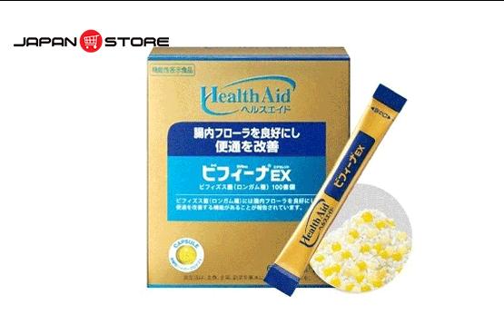 Men vi sinh Bifina EX Nhật Bản - 10 tỷ lợi khuẩn