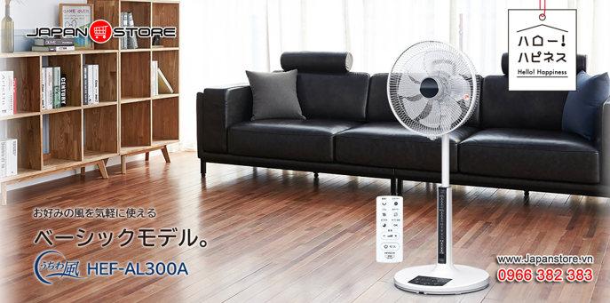 Quạt điện Hitachi Model HEF-AL300A _7