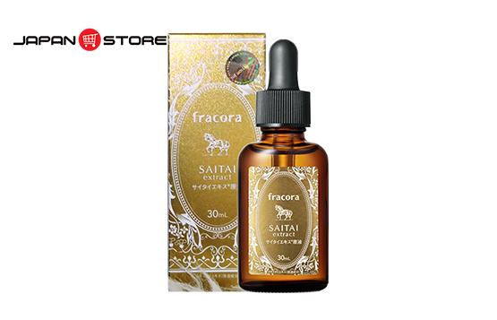 Serum Fracora Saitai Extract 30ml Nhật Bản