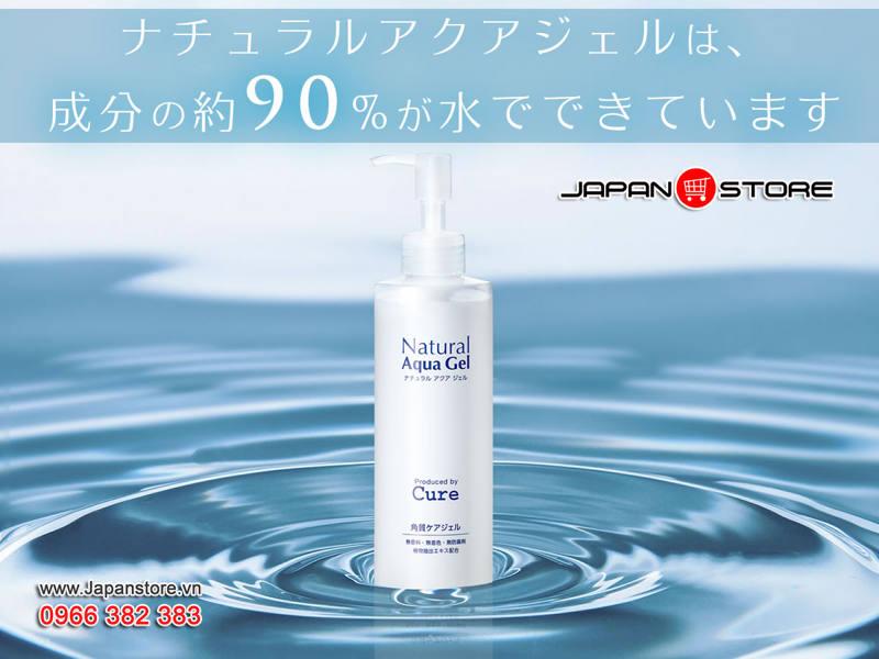 Tẩy tế bào chết Cure Natural Aqua Gel 250ml (250g)-11