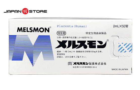 Tế bào gốc Melsmon Placenta (Human) Nhật Bản - Tế bào gốc nhau thai Melsmon Tiêm