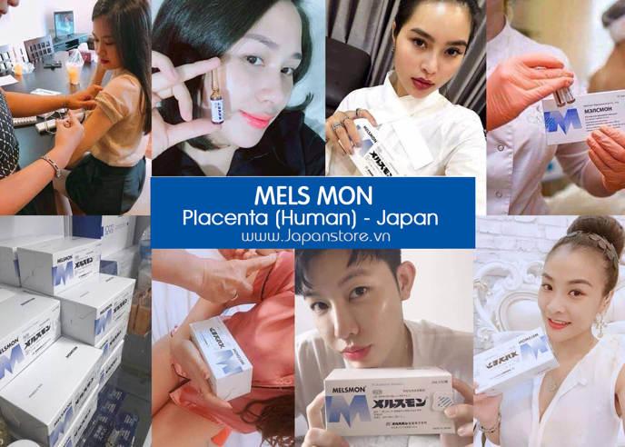 Tế bào gốc Melsmon Placenta (Human) Nhật Bản - Tế bào gốc nhau thai Melsmon Tiêm 7