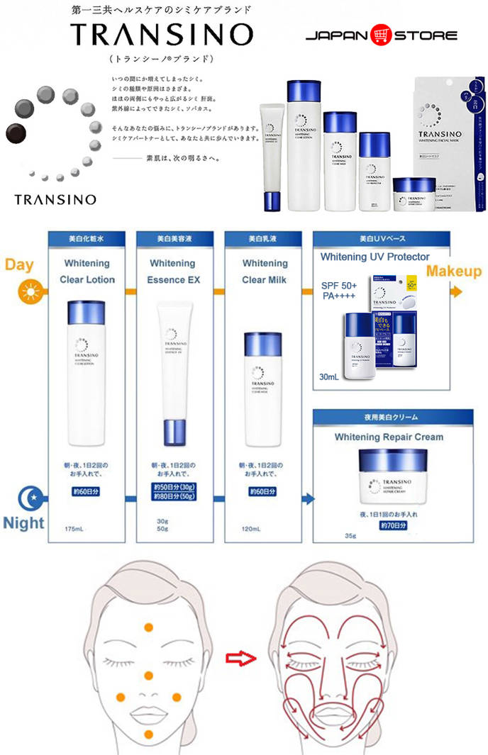 TRANSINO Whitening UV Protector 30ml-1