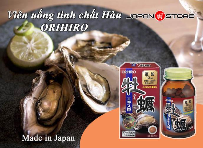 Tinh chat Hau Orihiro Nhat Ban 3-1