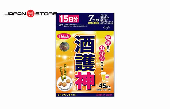shugoshin - viên giải rượu shugoshin nhật bản 2