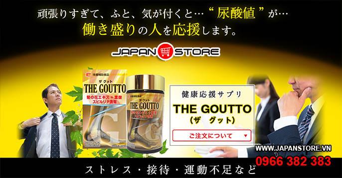 the goutto thuoc tri benh gut 3